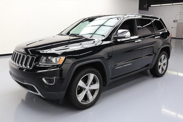 Ebay 2014 Jeep Grand Cherokee Limited Sport Utility 4 Door 2014