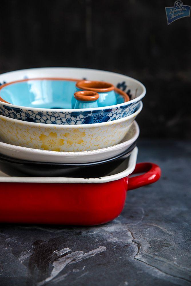 Nowe naczynia do fotografii kulinarnej