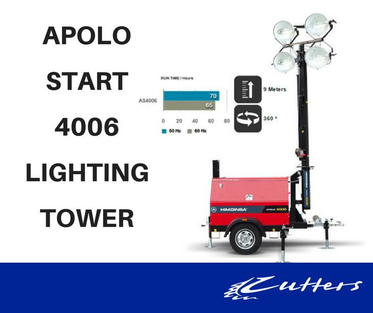 This #lightingtower is the perfect product for any application in the fields of construction, recreation, events, civil protection, emergency and fire among others. Visit our website for more info: http://cutters.co.za/