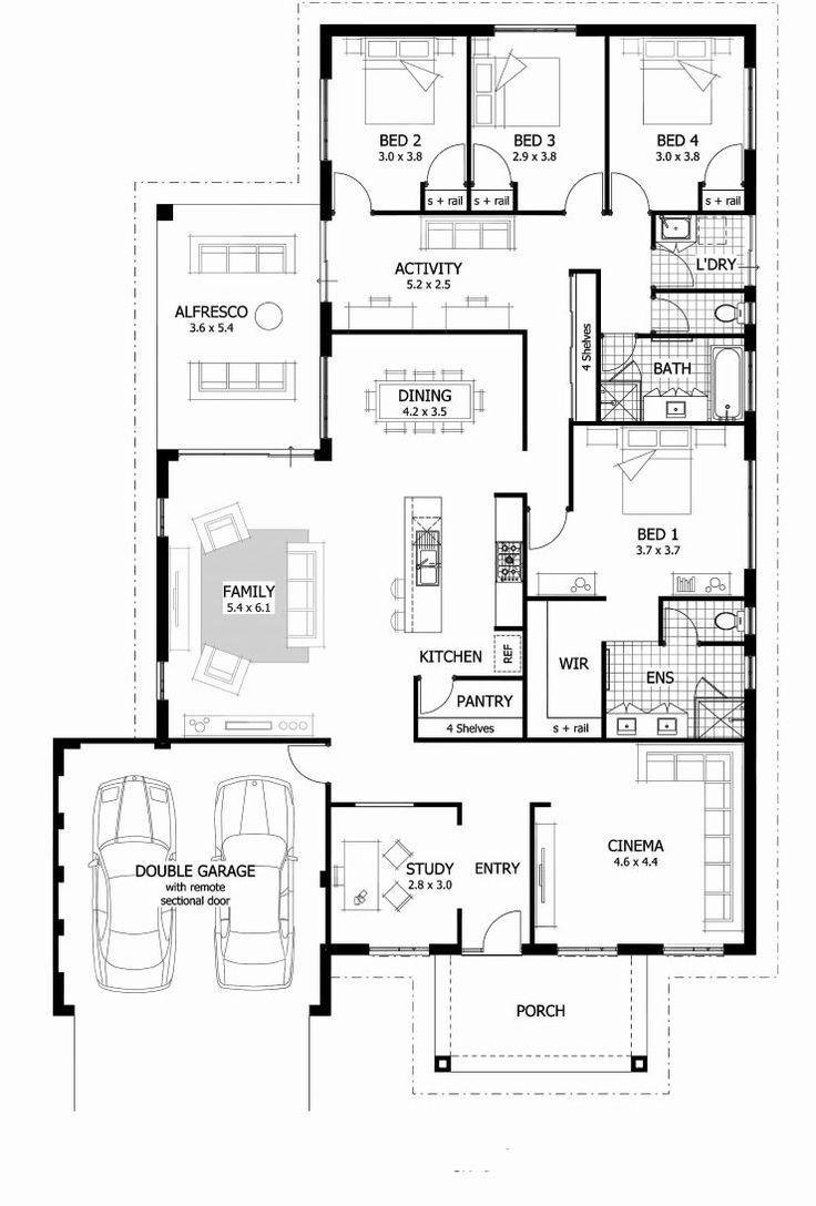 125 CLM2 Bedroom + 2 Car125.7 m2 Preliminary House