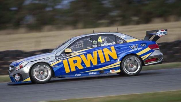 The Irwin Racing E63 AMG V8 Supercar