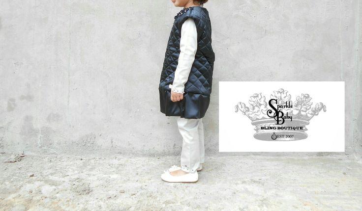 'Elegant Tailored Junior Padded Lace Dress' (Side)