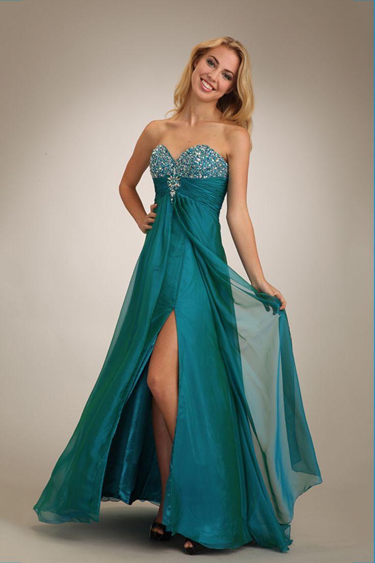 26 best spoločenské šaty images on Pinterest | Short prom dresses ...