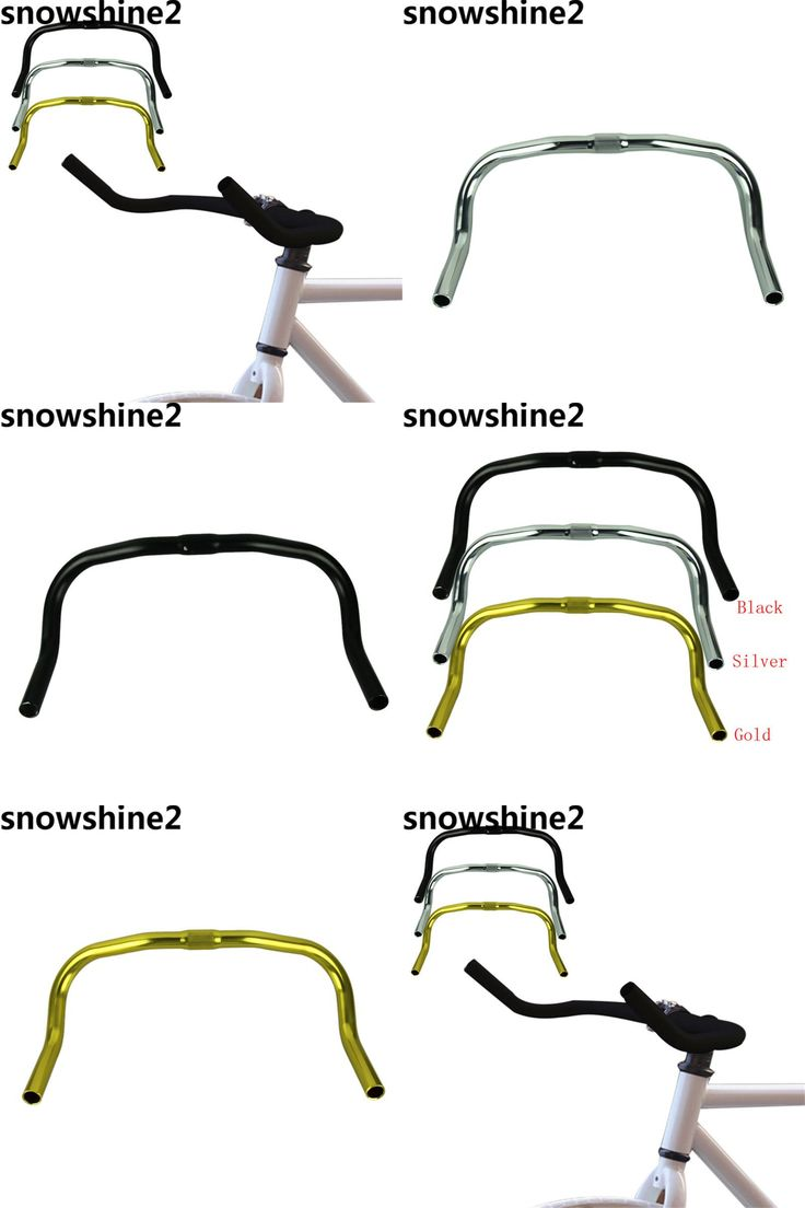 [Visit to Buy] snowshine2 #3001 Alloy Bullhorn HandleBars For Fixie Fixed Gear Single Speed Road Bike Cycling free shipping #Advertisement