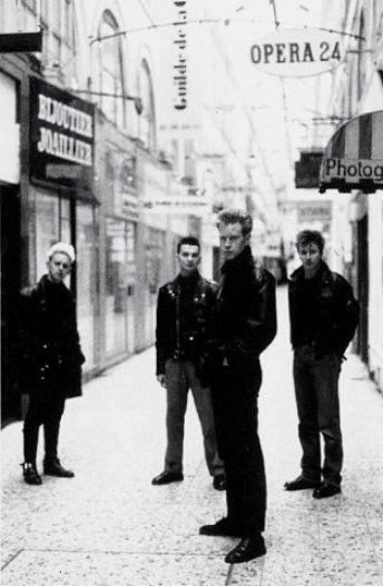 Depeche Mode - My all time favorite band.....AAAHHHHHHHHHHAAAAAHHHHH  :0