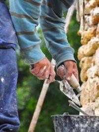 Réaliser des joints de pierre à la chaux - Fiche pratique