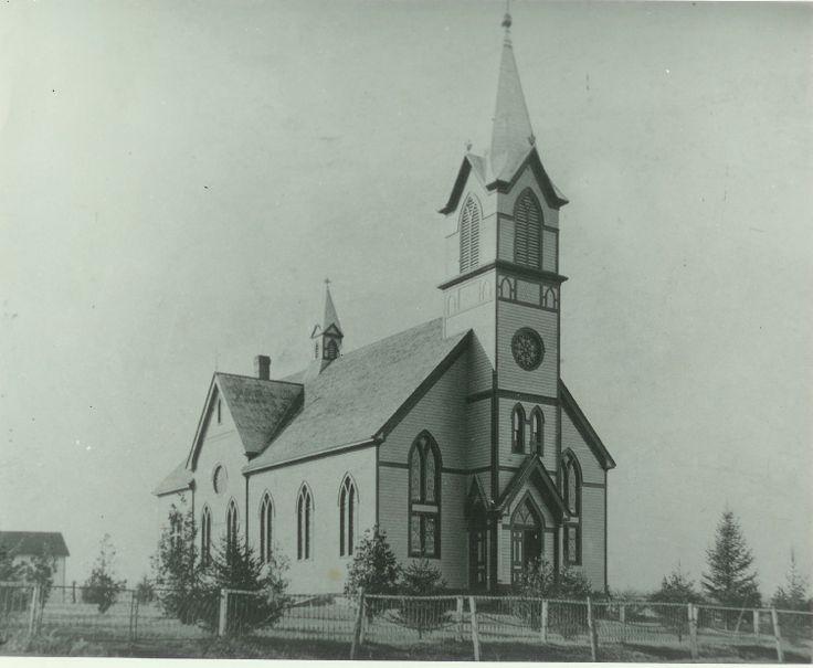 St. Louis Catholic Church, Atchison, Kansas, USA