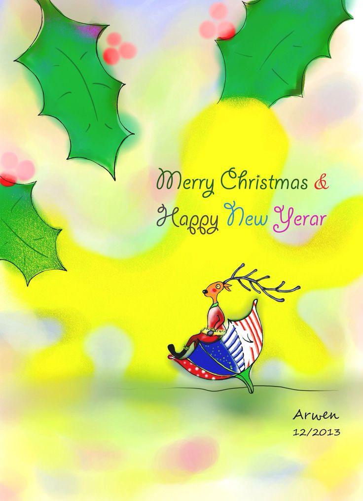 Happy Christmas - Arwen Lee