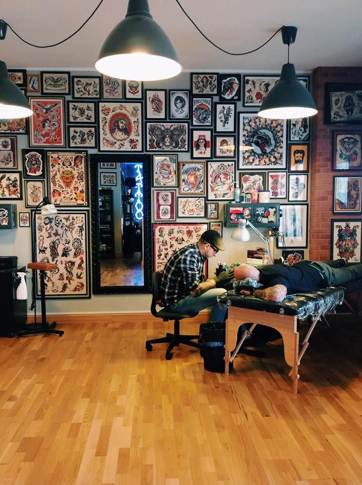 Est dios de tattoo para conhecer decor pinterest for Alaska tattoo shops