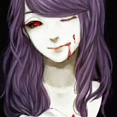 Anime   Tokyo Ghoul   Rize