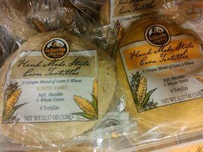 mais tortilla's maken zonder tortillapers