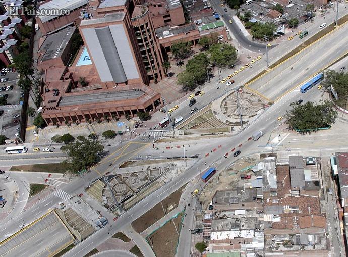 La megaobra cerca a mi casa: Autopista con Troncal Aguablanca #CaliCo