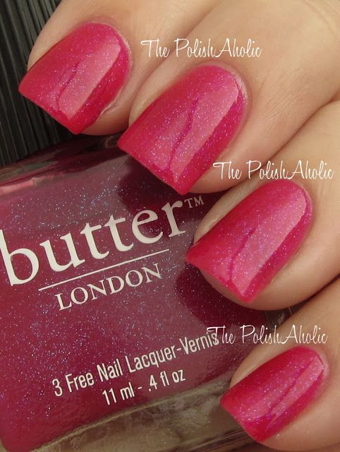 Butter London Disco Biscuit (shade)