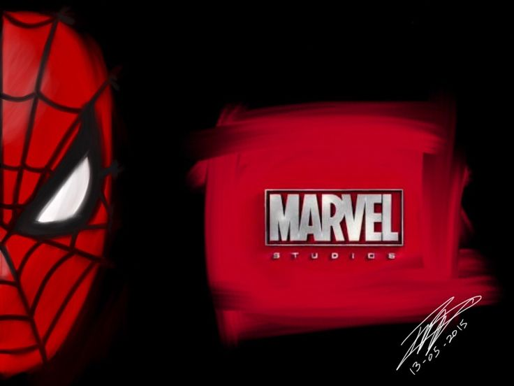 Spider Man -Art by BeckytheAwesome-