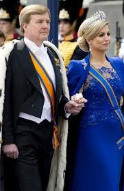 Dress Queen Maxima - Jan Taminiau