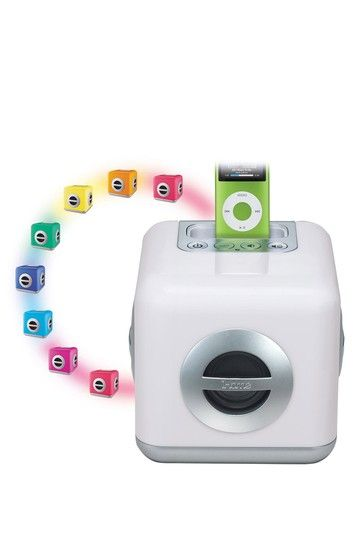 Ihome color changing dock - King west chiro