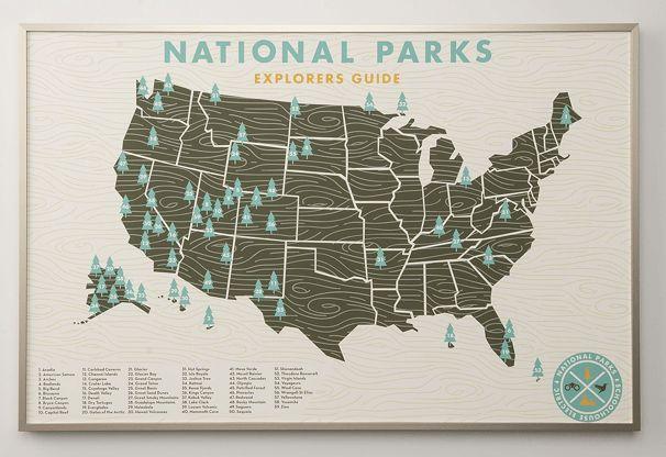 Wanderlusting... US National Parks | Go Forth, Explorer