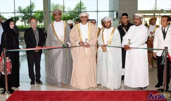 Agro Oman and Fisheries Expo opens