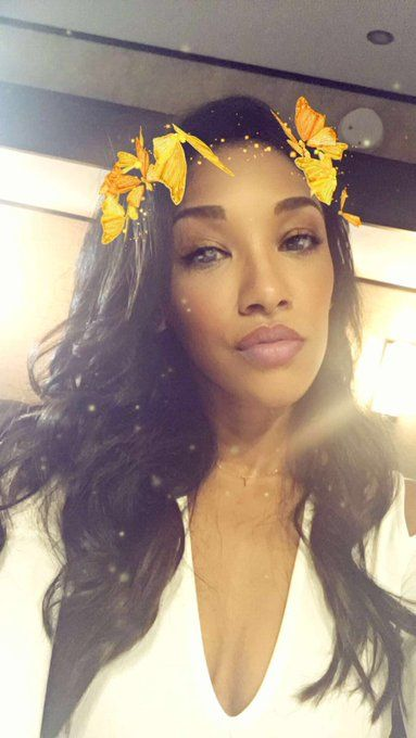 Candice Patton on