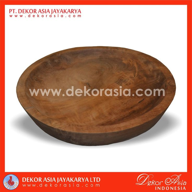 ROUND TRAY S, Wood Bowls - Wooden Bowls, View wood bowls, DEKOR ASIA Product Details from PT. DEKOR ASIA JAYAKARYA on Alibaba.com