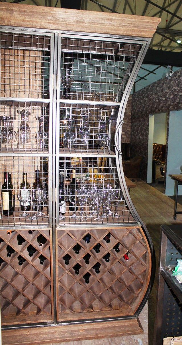 шкаф винтаж 01-01 ( by Funky Vintage ) по уникальной цене в интернет-магазине www.delightful.su