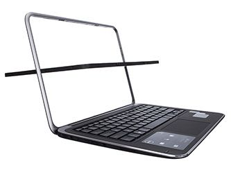 If you can get over the Dell XPS 12's screen acrobatics, this convertible ultrabook is a good way to get both tablet and laptop functionality in one unit.