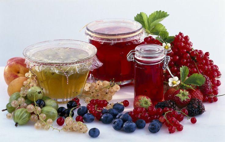 Zavařujeme sezonní ovoce