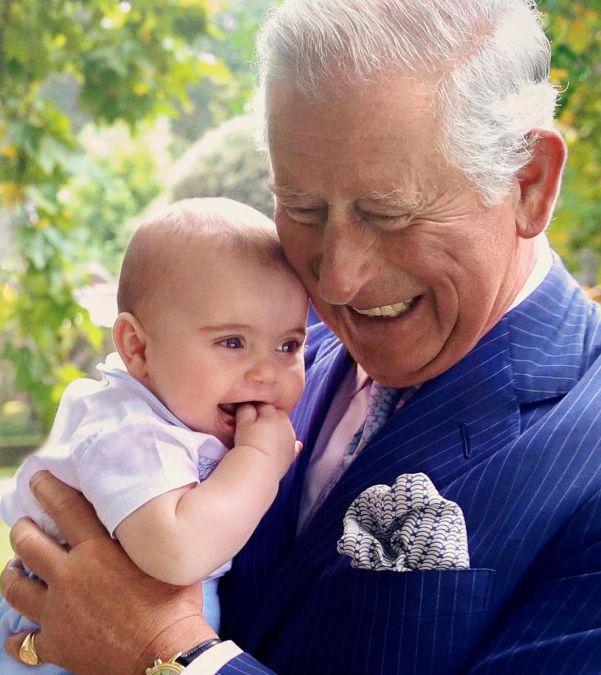 From Berkshire to Buckingham : New Photos of Princ…
