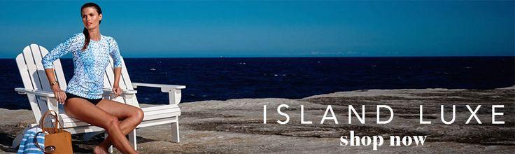 Island Luxe Looks