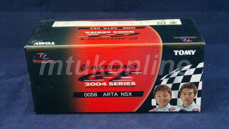 TOMICA TL 56 HONDA AUTOBACS ARTA NSX #8 | 78mm | JGTC 2004 GT500 CLASS