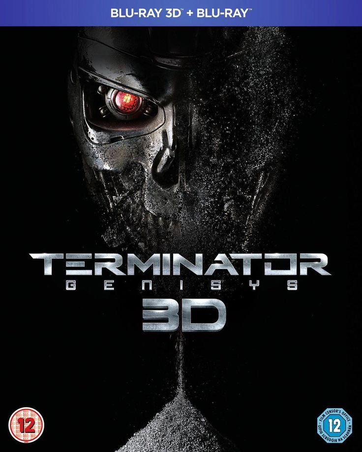 #Terminator genisys 3d blu ray sealed/new #film/movie #genesis 5053083054496 5 ,  View more on the LINK: http://www.zeppy.io/product/gb/2/371696842222/