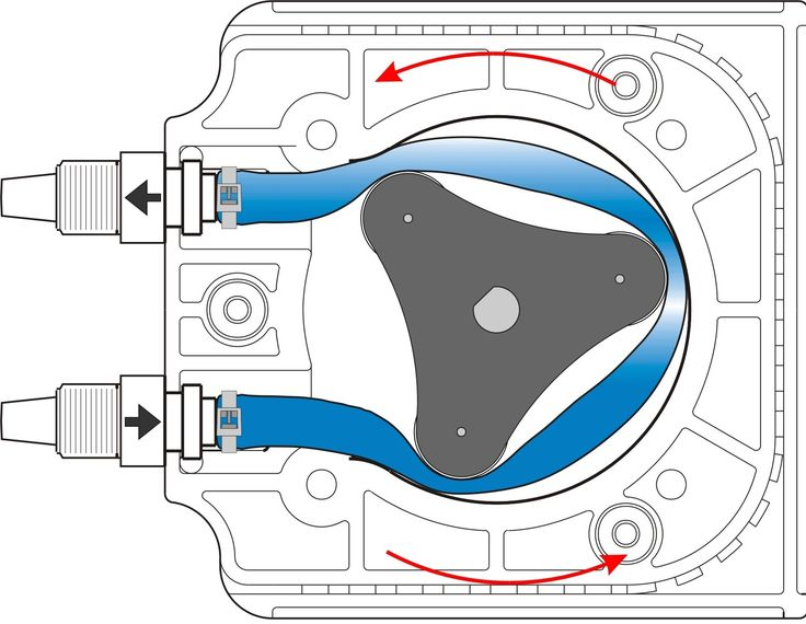 Peristaltic Pump Wear Factors - Blue-White Industries