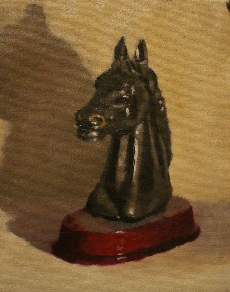 'Horsey's Head' - By Steven Szczebiot