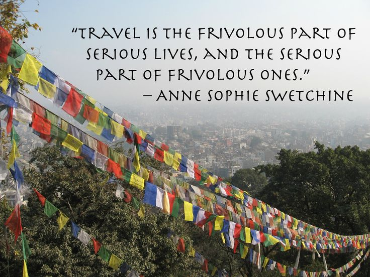 #TravelQuote #QuotesToLiveBy #Travel #Quote #Inspiration #PlacesWeGo