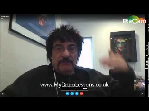 Carmine Appice interview talking about his book realistic rock and how he wrote for drummers | My Drum Lessons. #Carmine #Appice talks about his 1971 book #Realistic #Rock and how he came about writing a #drum #book for #drummers.