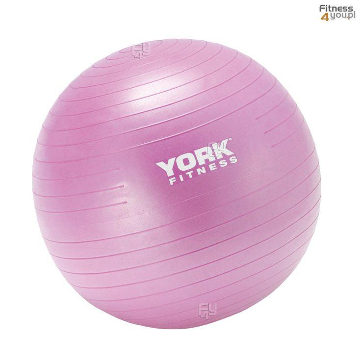 PIŁKA GIMNASTYCZNA z pompką YORK FITNESS Rozmiary: 55 i 65 cm Kolory: Fioletowy i czarny. https://www.fitness4you.pl/pilka-gimnastyczna-z-pompka-55-cm-york-fitness-60229,det,1391.html