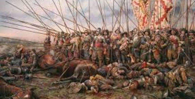 Marius and Sulla battle