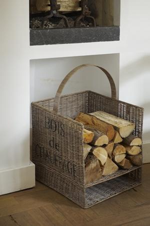 Firewood Basket Home Pinterest Firewood Baskets And