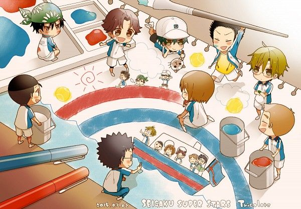 Prince of Tennis ~~ An oldie but a goodie!