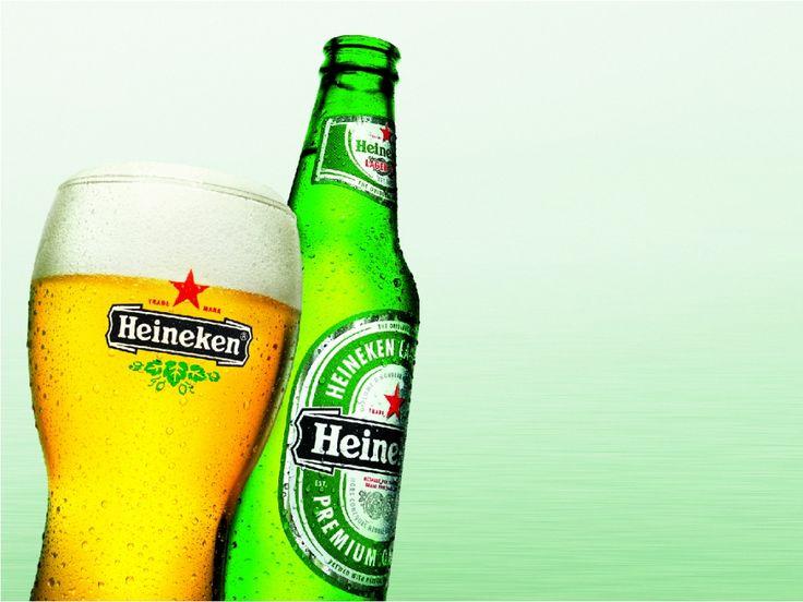 Heineken Dutch beer