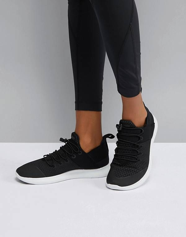 4d2f2bbe1ee Nike Running Free Run Commuter Trainers In Black   My Clothes in ...