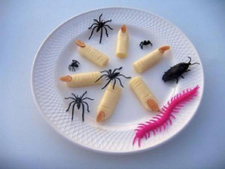 Recetas de Halloween Para Niños: Sombreros Helados de Bruja - pequerecetas