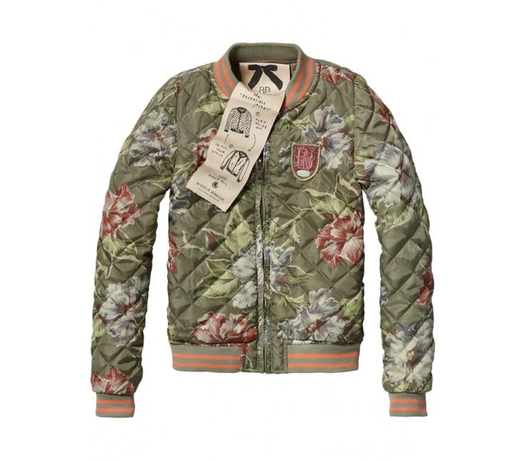 scotch r 39 belle reversible college jacket sofie 39 s choice pinterest. Black Bedroom Furniture Sets. Home Design Ideas