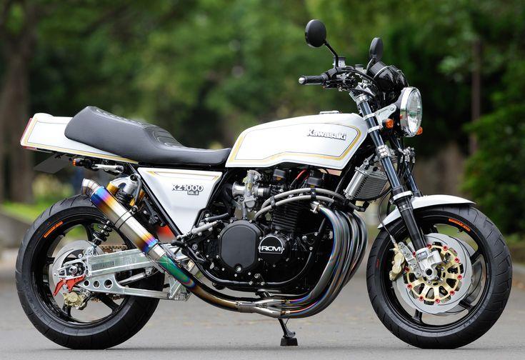 RCM-265 / KZ1000MK-Ⅱ