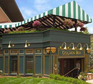 English pub Colorado Springs | Restaurant Colorado | Colorado Springs Resorts | The Broadmoor