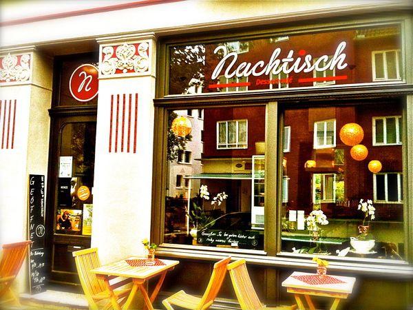 Nachtisch Dessert Café, Münster - #Muenster Germany