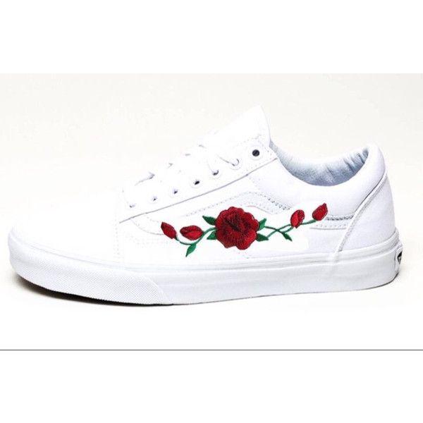 Rose Vans Old skool, rose vans women, womens sneakers, rose ...