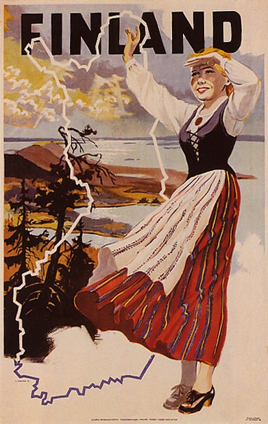 Finnish maiden