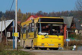 Autosan A1010M PKS Nowy Sącz - PKS Nowy Sącz – Wikipedia, wolna encyklopedia
