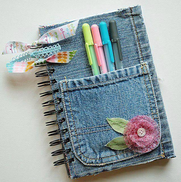 cuaderno decorado